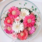 flower 笑顔