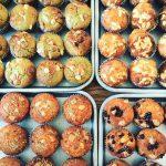 ECRU muffin*エクリュ・マフィン