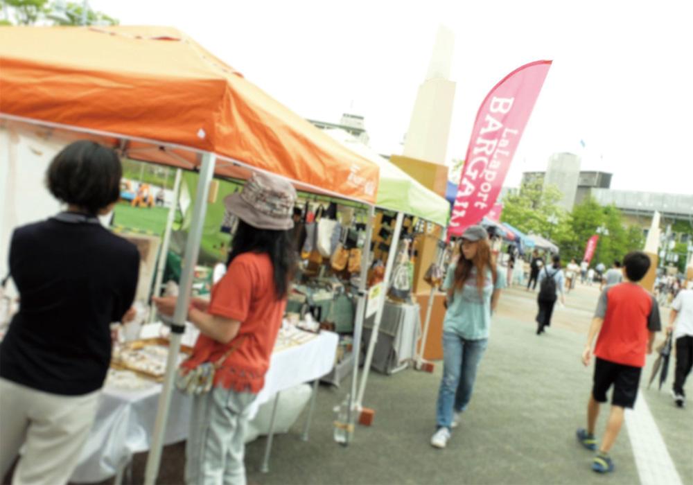 てづくりサーカスTresure Trove in ららぽーと甲子園