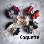 Coquette&Risa ruban