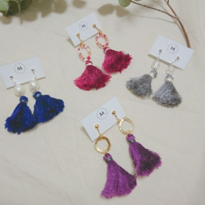handmade accessory「M」